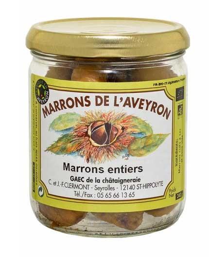 Marrons de l'Aveyron