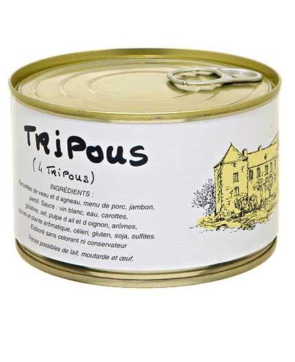Tripous 4 Pièces