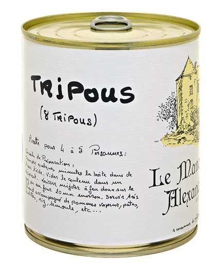 Tripous 8 Pièces