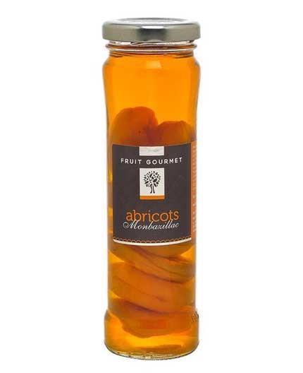 Abricots au Sirop et au Vin de Monbazillac