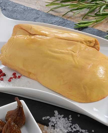 Foie Gras de Canard Frais Extra Déveiné